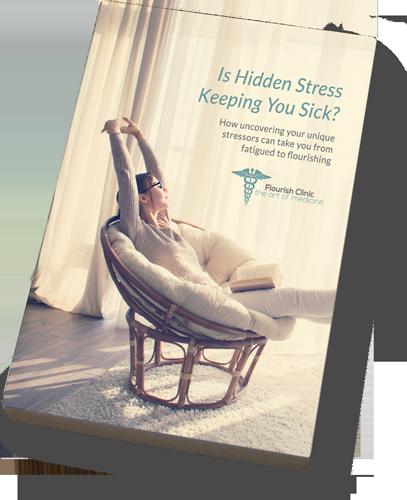 Flourish Stress Book
